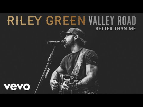 Riley Green - Better Than Me (Acoustic / Audio)