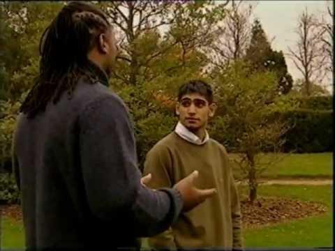 Amir Khan Meets Lennox Lewis