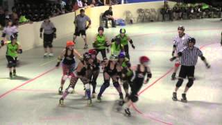 Stone Cold Foxes VS  CKRG