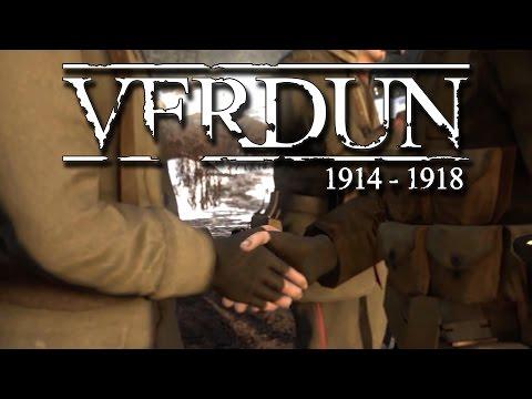 Verdun – Christmas Truce DLC Trailer