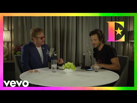 Elton John - Brandon Flowers Interviews...