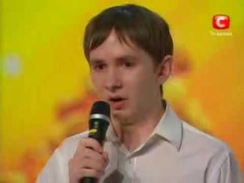 Украина мае талант Витас