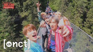 MARK X VANCOUVER : Capilano Suspension Bridge!🚶‍♂️ (Feat. NCT 127 Bros) | NCT 127 HIT THE STATES