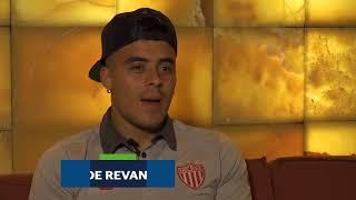 Entrevista con Brian Fernández, jugador de los Rayos del Necaxa.