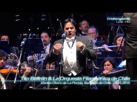 "The Famous ""Tenor Tito Beltrán"" Singing ""Nessun Dorma"" (Turandot, Giacomo Puccini)"