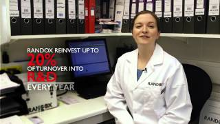 Randox Laboratories - The European Business Awards 2015 - VOTE NOW