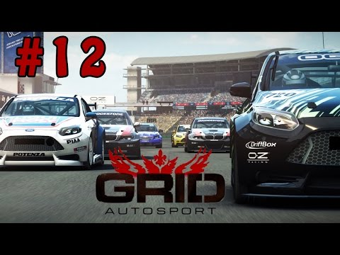 GRID Autosport Career Walkthrough / Gameplay Part 12 - We Owned This Season