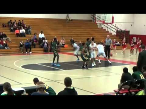 Melvin McWhorter Durfee Basketball