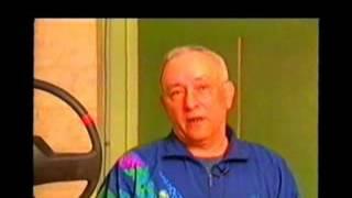Видео урок вождения  Обучение упражнению  треугольник   копия