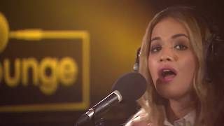 Rita Ora - I Will Never Let You Down BBC Radio 1 Live Lounge
