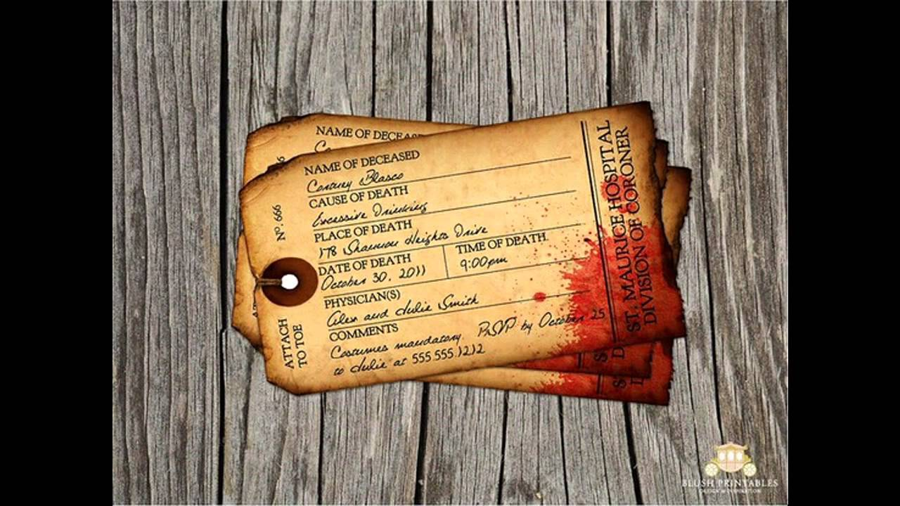 Easy Creative Party invitation ideas YouTube – Creative Party Invitation