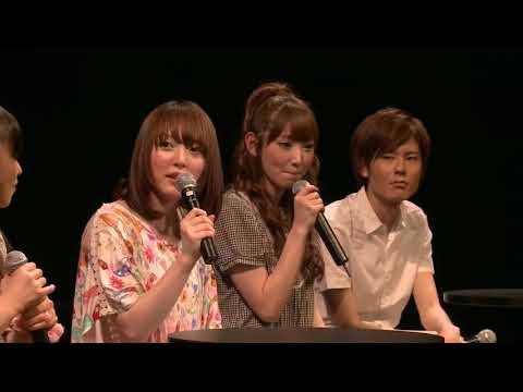 Infinite Stratos Event - Hanazawa Kana says
