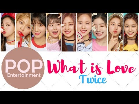 "TWICE   ""What is Love?"" - [Color Coded Lyrics]"
