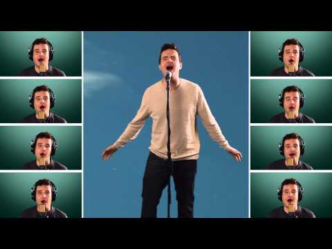 Coldplay - Sky Full of Stars - Acapella Cover - Jared Halley