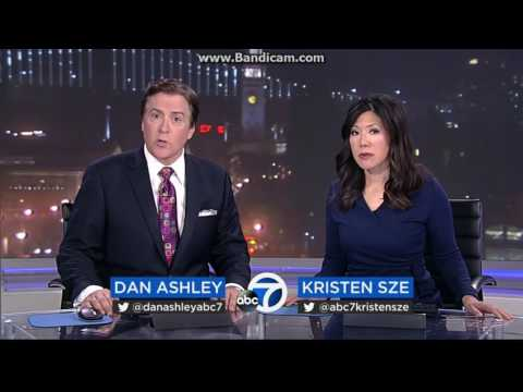KGO ABC 7 News at 11pm breaking news open July 11, 2017