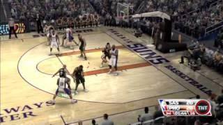 NBA 09 The Inside - Heat vs. Rockets Gameplay High Quality