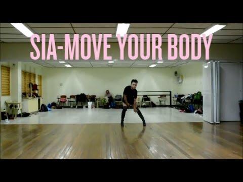 sia move your body joe abuda choreography youtube. Black Bedroom Furniture Sets. Home Design Ideas