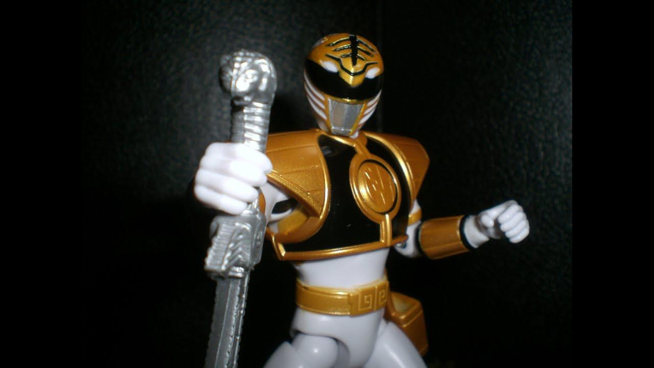 Mighty Morphin' Power Rangers Super Legends White Ranger
