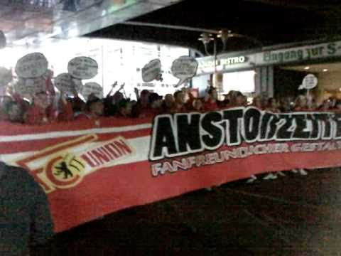 Fan Demo Berlin - Union Berlin