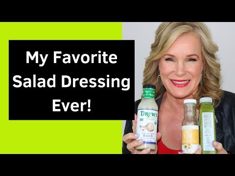 MY FAVORITE SALAD DRESSING EVER AND THE CRITERIA TO CHOOSE WISELY