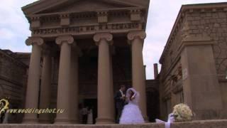 Ессентуки. Видео свадьбы от студии