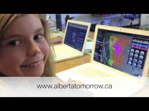The Power of Alberta Tomorrow