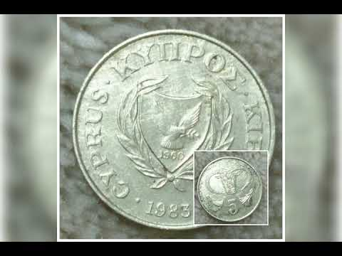 Cyprus Coins For Sale 10,000.00$