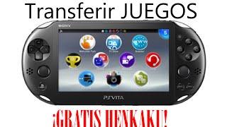 INSTALAR JUEGOS (BACKUPS) EN PSVITA HENKAKU 3.60 ¡GRATIS!
