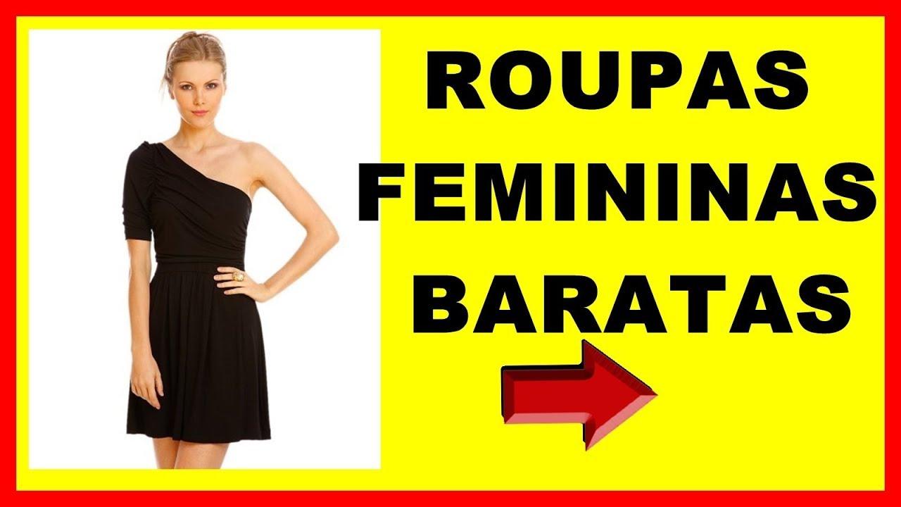 f8cf6f7af Comprar Roupas Importadas Femininas Baratas Para Revenda - YouTube