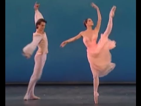 Tchaikovsky Pas de Deux  - Darcey Bussell / Zoltán Solymosi