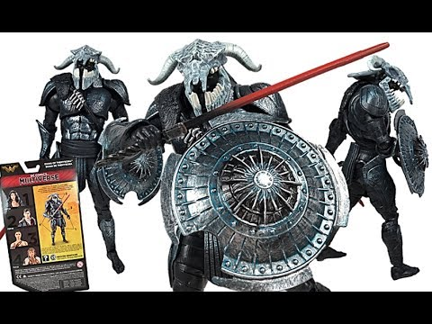 Mattel DC Multiverse Ares Shield (Wonder Woman Movie Series) Collect & Connect Figure Review Update