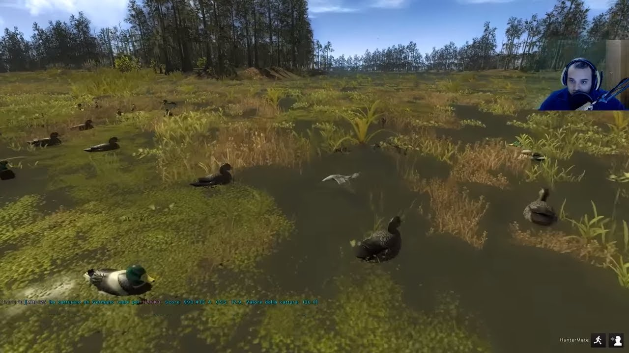 Caccia Alle Anatre Co Op 5 The Hunter Gameplay Ita Online