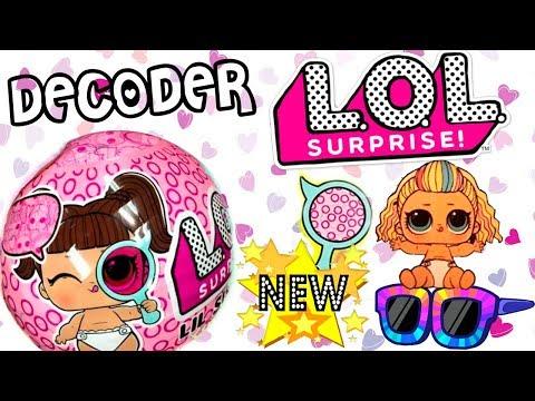 NEW LOL LIL SISTERS DECODER!!! НОВИНКА! ЛОЛ ЛИЛ СИСТЕРС 4 серия ДЕКОДЕР! #lol