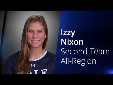 Izzy Nixon, Second Team All-Northeast Region 2018