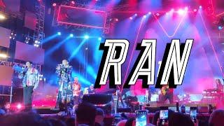 RAN - Saling Merindu | OMG Live Performance