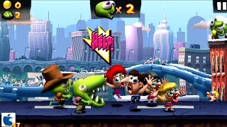 Zombie Tsunami Gameplay - New Cowboy Hat Android,iOS
