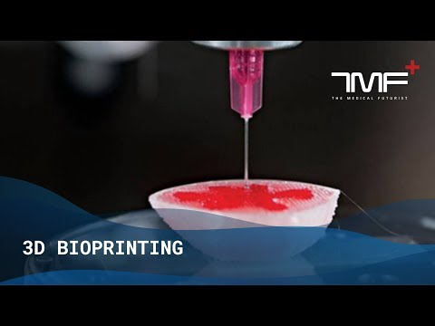 What Is Bioprinting? - The Medical Futurist