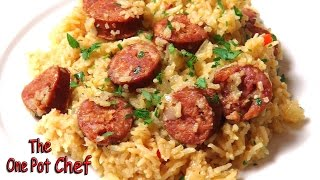 Chorizo Pilaf