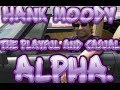 The Alpha Male: Hank Moody being playful and casual with 'Jilly Bean' [Commentary included]