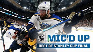 Download Best of Mic'd Up - Stanley Cup Final Mp3 and Videos