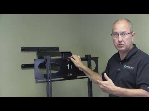 Hovermount for Flat Panel Displays