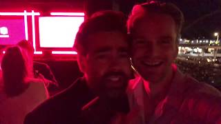 Boat Trip In Amsterdam and Insight TV Launch Party