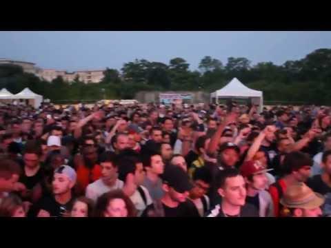 Furax Qui M'Demande Live Narvalow City Show 2013 by Ben J Indé