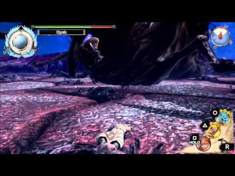 Soul Sacrifice Delta Vita - To Save a God (True Final Boss Fight)