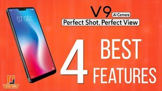 5 best features of vivo v9 | Best Reasons To Buy V9❤