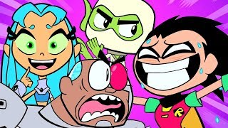 - Teen Titans Go Best Moments Funny Compilation DC Kids