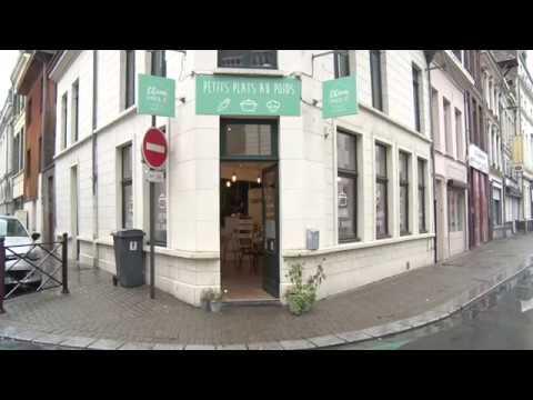 Nouveau concept de restaurant à Lille : Chicon Pressé