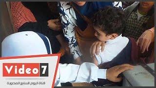 الصحة تطلق حملة تطعيم 1.8 مليون طفل ضد الحصبة الألمانية بالجيزة