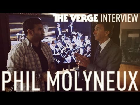 Interview with Phil Molyneux, President and COO of Sony Electronics America