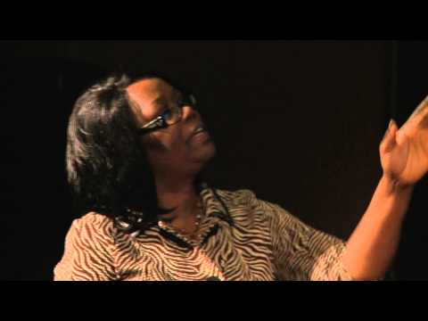 Campaigning against hunger: Dr. Melony Samuels at TEDxManhattan